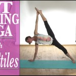 Fat burning yoga workout with Tara Stiles