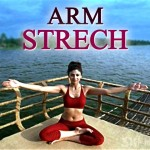 Shilpa`s Yoga (English) – Arm Stretch
