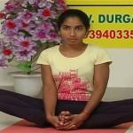 Watch simple yoga in Telugu to loose fat